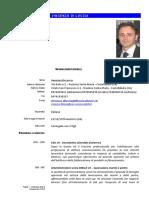 Curriculum Vitae Dott. Vincenzo Di Luccia