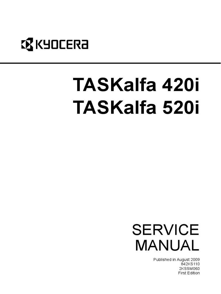 102251729 Taskalfa 420i 520i Smpdf Image Scanner Electrical The Fu29 Pushpull Circuit Amplifiercircuit Diagram Connector