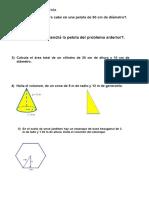 10 Problemas de Geometria