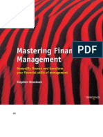Mastering Financial Management Demystify Finance and Transform Your Financial Skills of Management