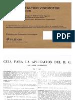 Test Guestaltico Visomotor(Laminas) No