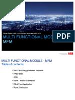 MFM - 2012 ABB Adda Presentation