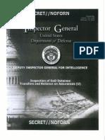 DOD IG Detainee Transfer Assurances