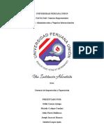 Universidad Peruana Union- Internacional