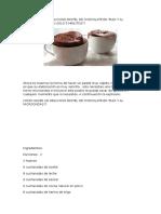 Como Hacer Un Delicioso Pastel de Chocolate en Taza y Al Microondas en Tan Solo 5 Minutos
