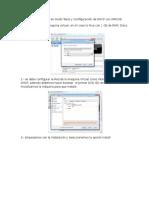 Instalación de Debian en Modo Texto y Configuración de DHCP Con APACHE 2
