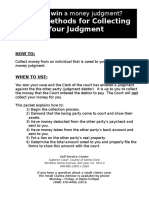 INSTR HowtoCollectaJudgment