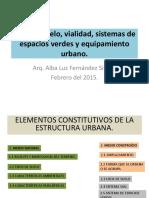 Usos de Suelo, Vialidad, Sistemas de Espacios Verdes y Equipamiento Urbano (1)