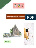AULA01 - Principios Basicos de Desenho Tecnico LINHAS