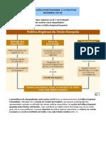 As regiões portuguesas  e a política regional da UE (11.º)