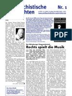 antifaschistische nachrichten 2006 #01