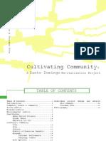 Santo Domingo Project Book
