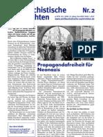 antifaschistische nachrichten 2006 #02