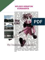 Kompleks Keraton Surakarta