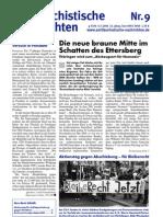 antifaschistische nachrichten 2006 #09