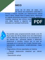 Caso Clinico Ejemplo Nutricion Parenteral Alumnos Ucv