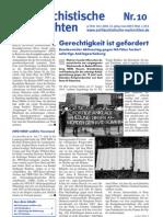 antifaschistische nachrichten 2006 #10