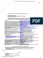 Agua y Sedimentos en El Petróleo Crudo Por El Método de Centrifugación (Procedimiento de Laboratorio)