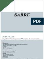 Guía Sabre