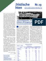 antifaschistische nachrichten 2006 #19