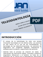 TELEODONTOLOGIA