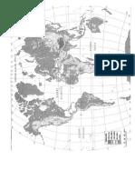 mapa paralelos meridianos