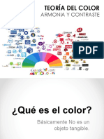 Teoria Del Color Armonia Contraste Agosto 2013