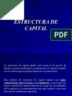Tema 7 - Estructura de Capital y Política de Dividendos (1)