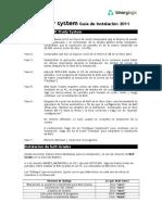 Guia de Instalcion de Belt 2011.doc