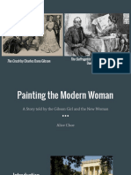 painting the modern woman