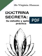 La Doctrina Secreta, Su Estudio y Aplicación Práctica