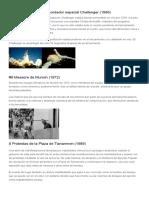 10 Accidente Del Transbordador Espacial Challenger
