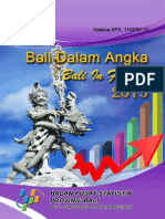 Bali Dalam Angka 2013