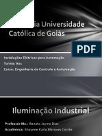 Iluminação Industrial_Slides - Shayene Karla