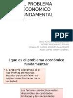 El Problema Economico Fundamental