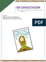 Taller para maestros de Educación Cristiana