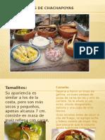 Platos Típicos de Chachapoyas