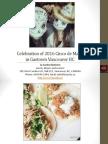 Celebration of 2016 Cinco de Mayo in Gastown Vancouver BC