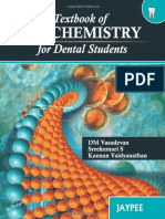 DM Vasudevan - Textbook of Biochemistry for Dental Students, 2nd Edition