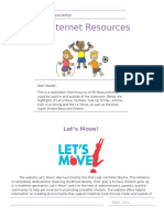 monthly pe newsletter