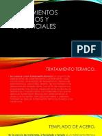 tratamientos termicos.