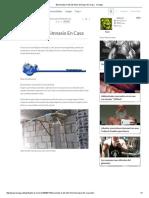 Bienvenidos A Mi 2do Post, Gimnasio En Casa - Taringa!.pdf