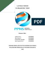 Ultrasonic Test Print