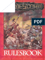 Bladestorm - Rulesbook
