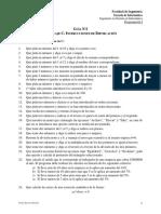 Guía Nº2 (Lenguaje C, Ejercicios Bifurcación)