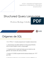 2016-1 INS125 - Structured Query Language