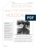 einsatzgruppen and the hidden holocaust pdf