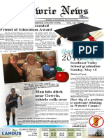Gowrie News - May 11, 2016