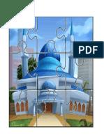 Puzle Masjid