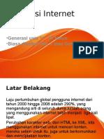 Generasi Internet